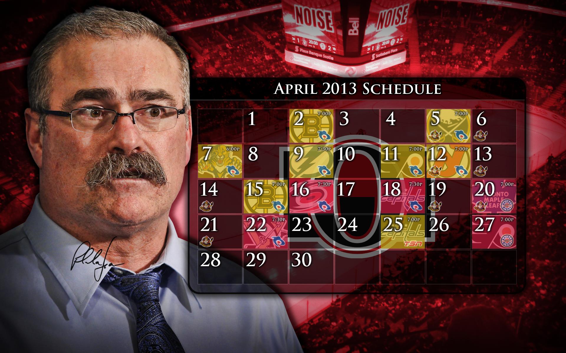 OTT Update: 2012-13 OTT Wallpaper Update: April