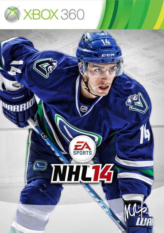 NHL 14 X360 Alex Burrows