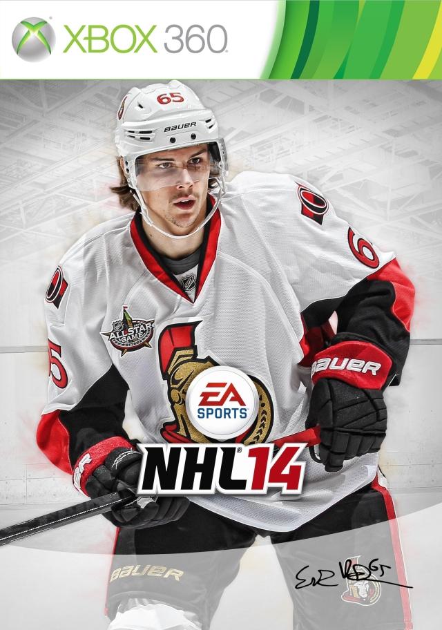 NHL 14 X360 Erik Karlsson