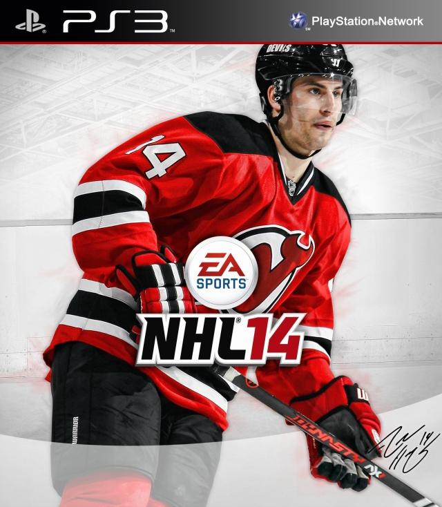 NHL 14 PS3 Adam Henrique