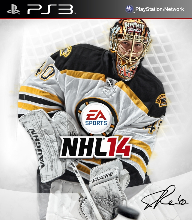 NHL 14 PS3 Tuukka Rask