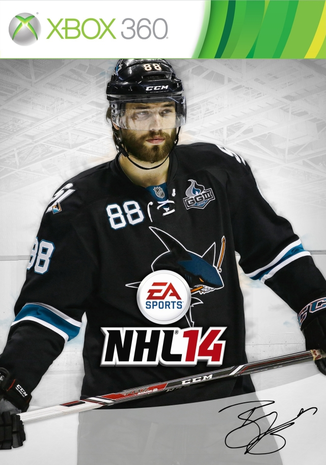 NHL 14 X360 Brent Burns