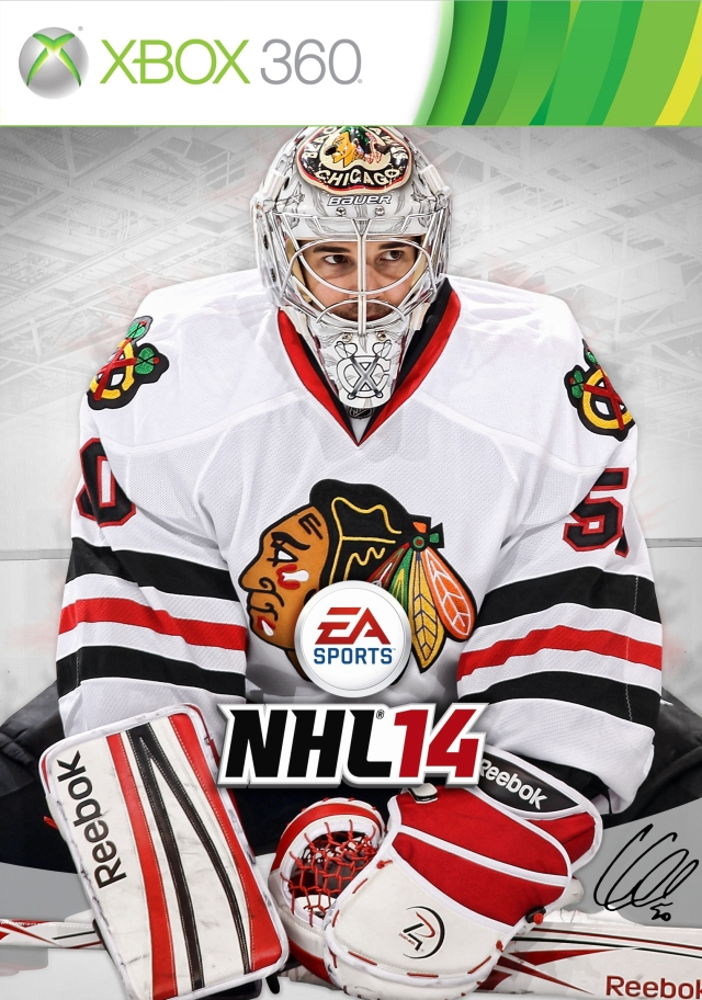 NHL 14 X360 Corey Crawford