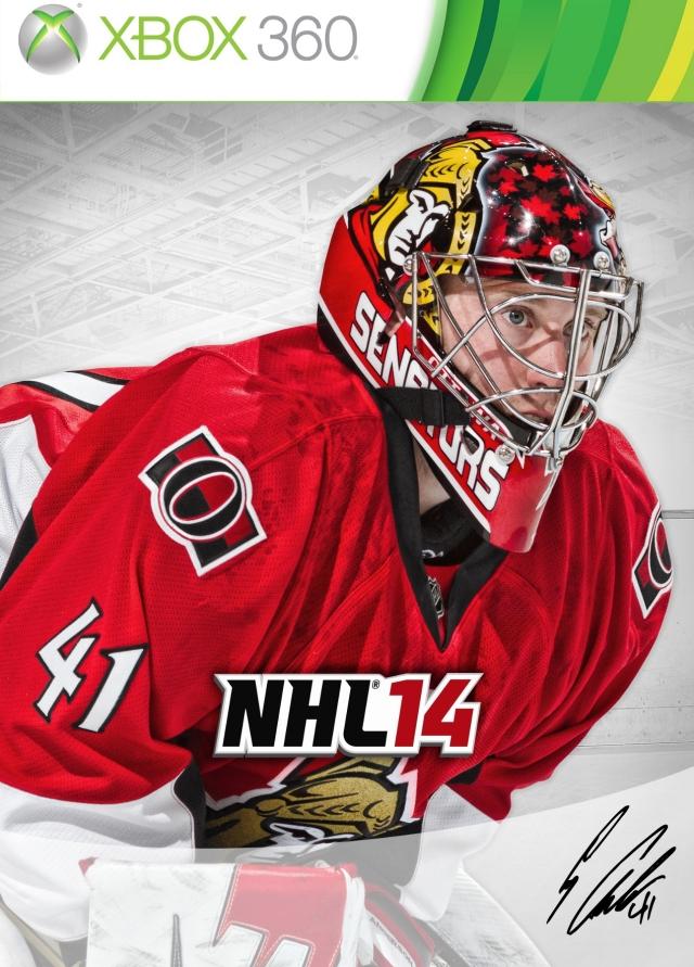 NHL 14 X360 Craig Anderson