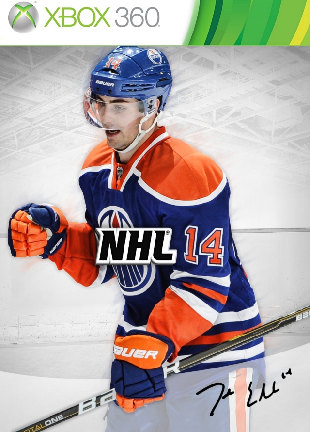 NHL 14 X360 Jordan Eberle