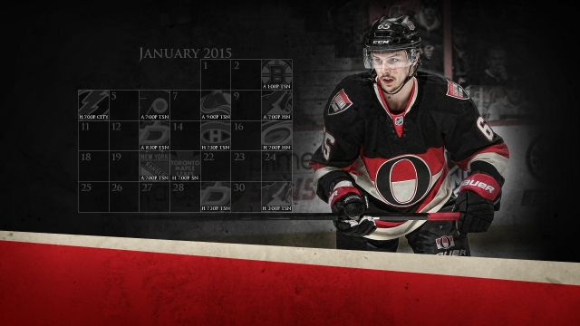 2015-01 Senators Calendar Wallpaper