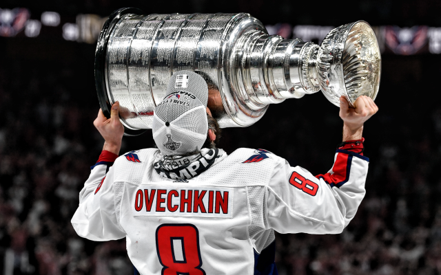 Ovechkin Redemption